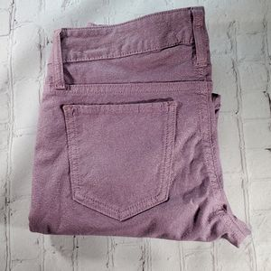 Guess Shimmery Lavender Pants